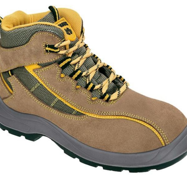 BOTA SEGURIDAD CORDONES S1P PANTER PANDION TOTALE