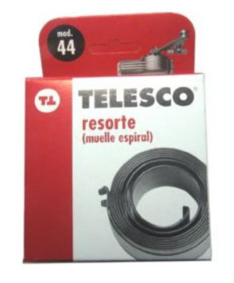 RECAMBIO MUELLE RESORTE TELESCO 44 T53T444